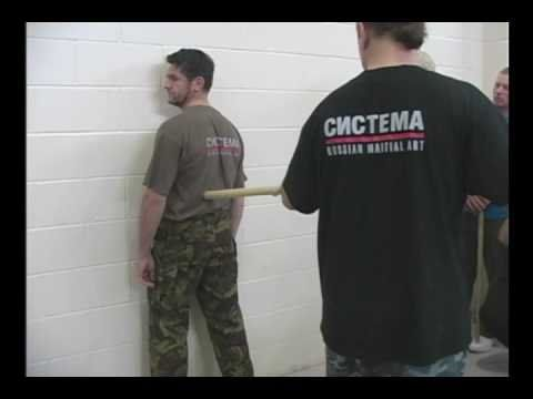 Russian Martial Arts (The System, Systema) training center