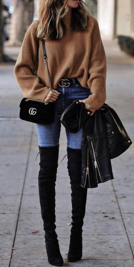 Photo of 100 Flawless Fall & Winter Outfits