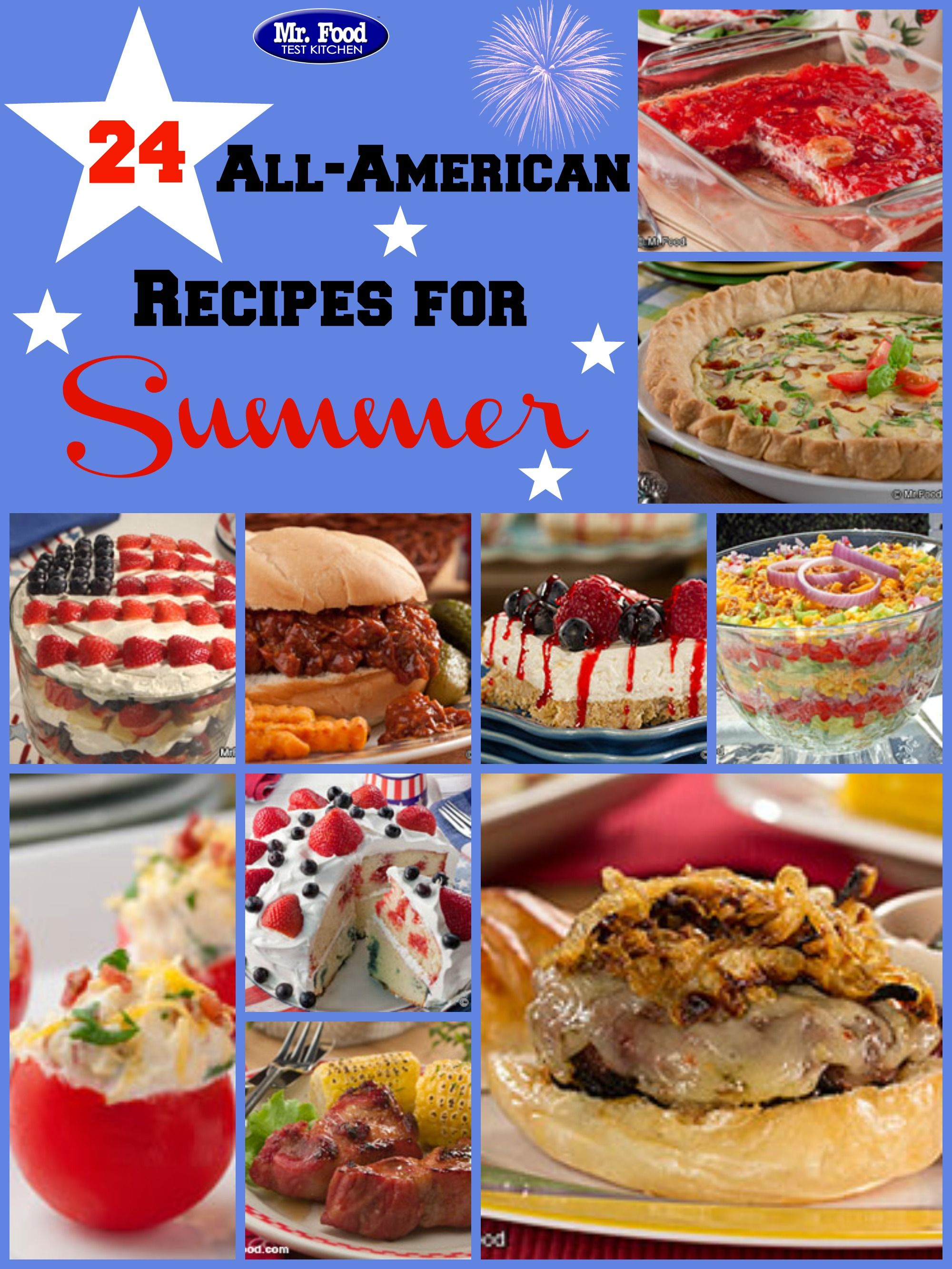 30 Easy Labor Day Recipes The Ultimate Labor Day Menu Easy Summer Meals Fun Easy Recipes Cookout Menu