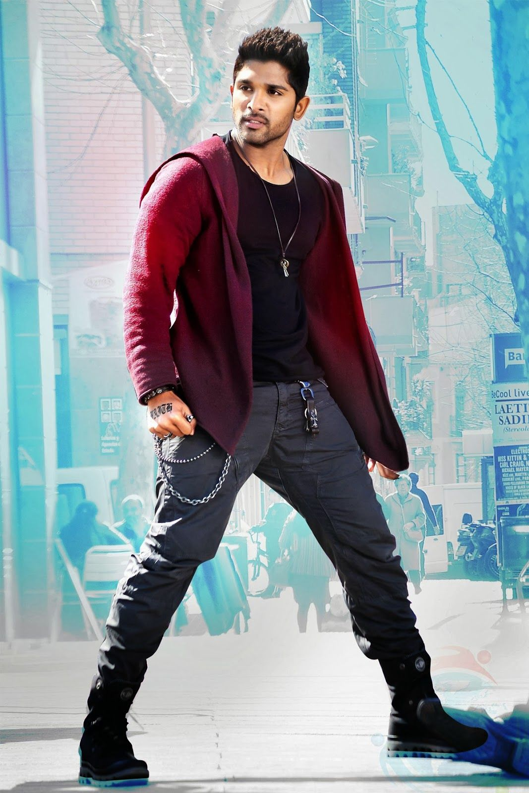 alluarjun Allu arjun Mobile Wallpapers HD Wallpapers
