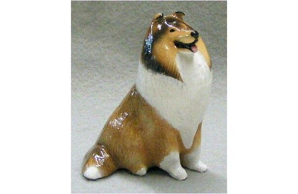 Hevener Collectible Pembroke Welsh Corgi Dog Figurine