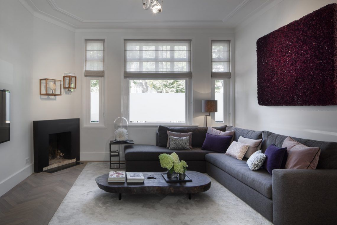 Clairz interior design project amsterdam oud zuid hoog