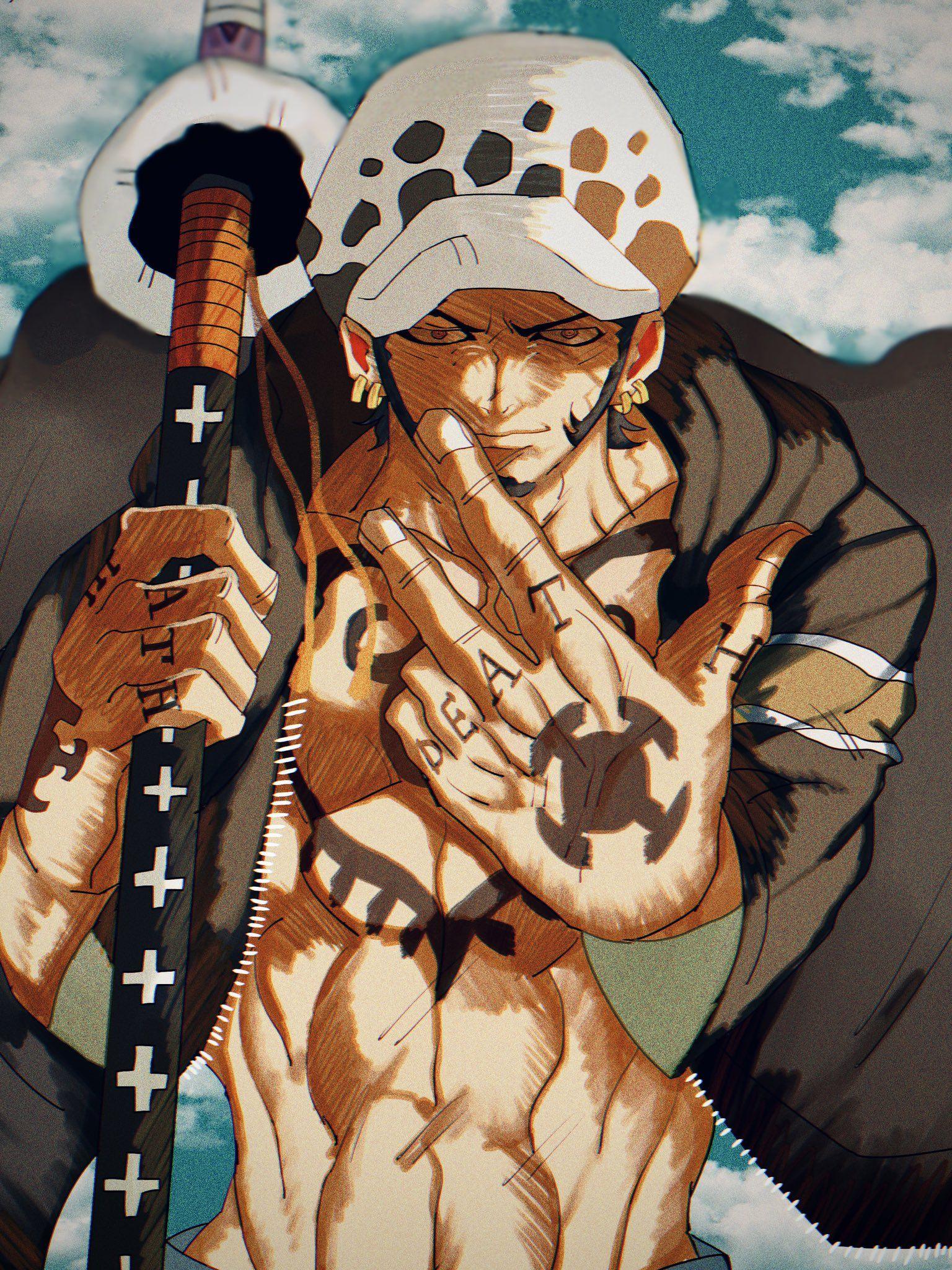 Anime One Piece Wallpaper   Sabo one piece, One piece
