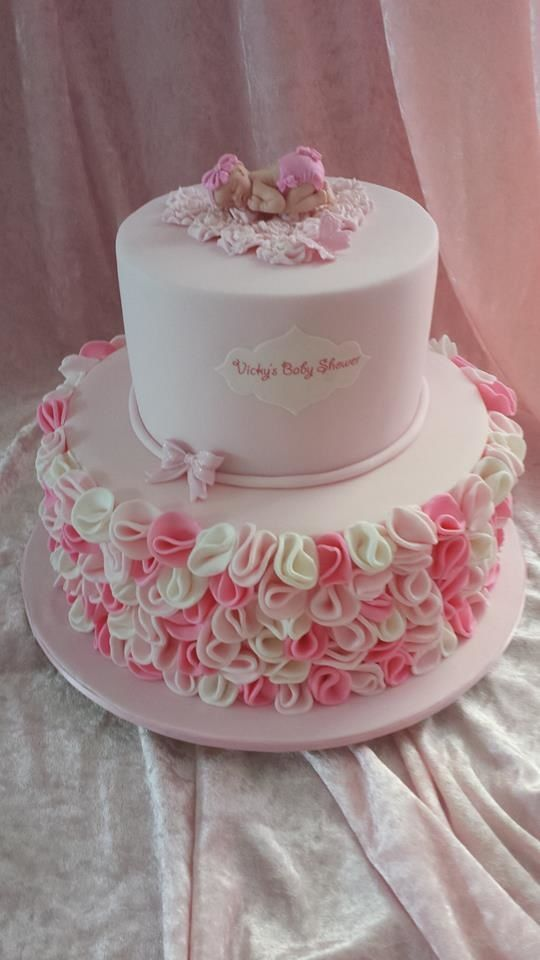 Baby Shower Cake Cakes Pinterest Shower cakes Cake and Babies