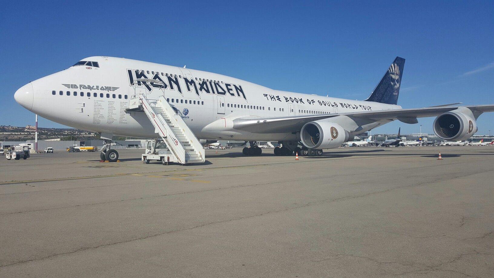 iron maiden plane avion | avion plane iron maiden | pinterest | iron
