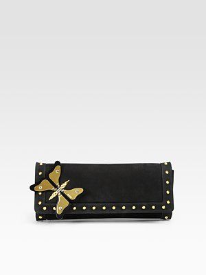 ab26d4dcb54 Gucci - Broadway Butterfly Clutch - Saks.com