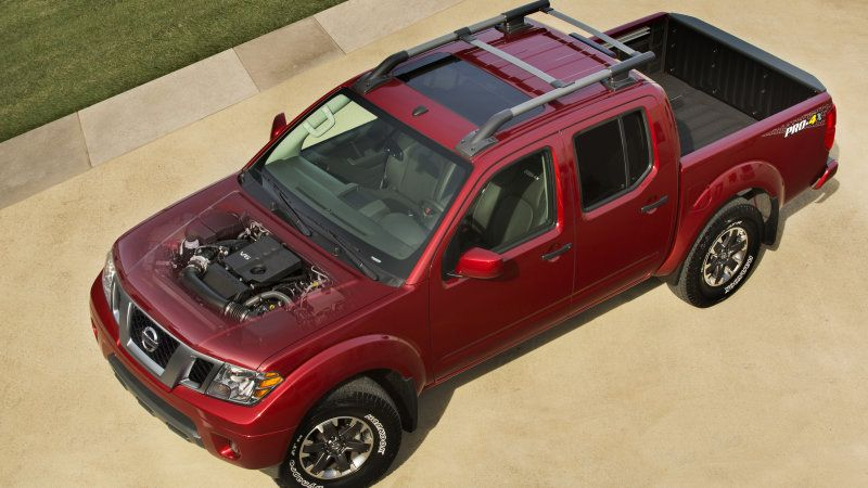 2020 Nissan Frontier Will Have The Engine From The Next Gen Truck Nissan Frontier Nissan Ford Pickup Trucks