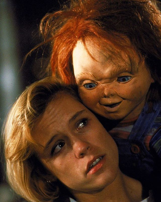 Child's Play 2 Movie - Kyle & Chucky - Christine Elise