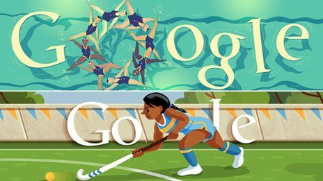 Google's doodles: Who's behind them?
