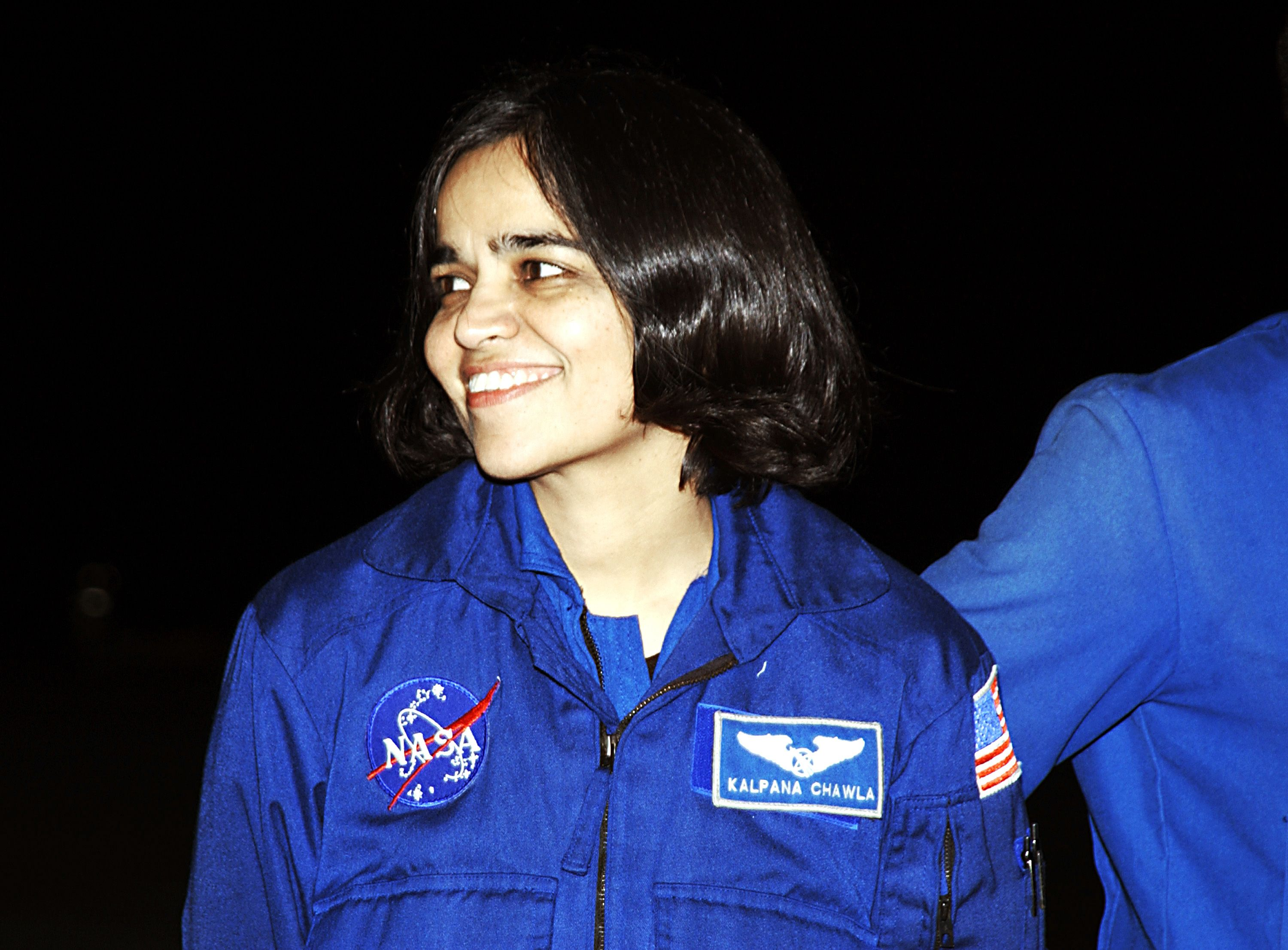first indian origin woman astronaut in space - photo #8