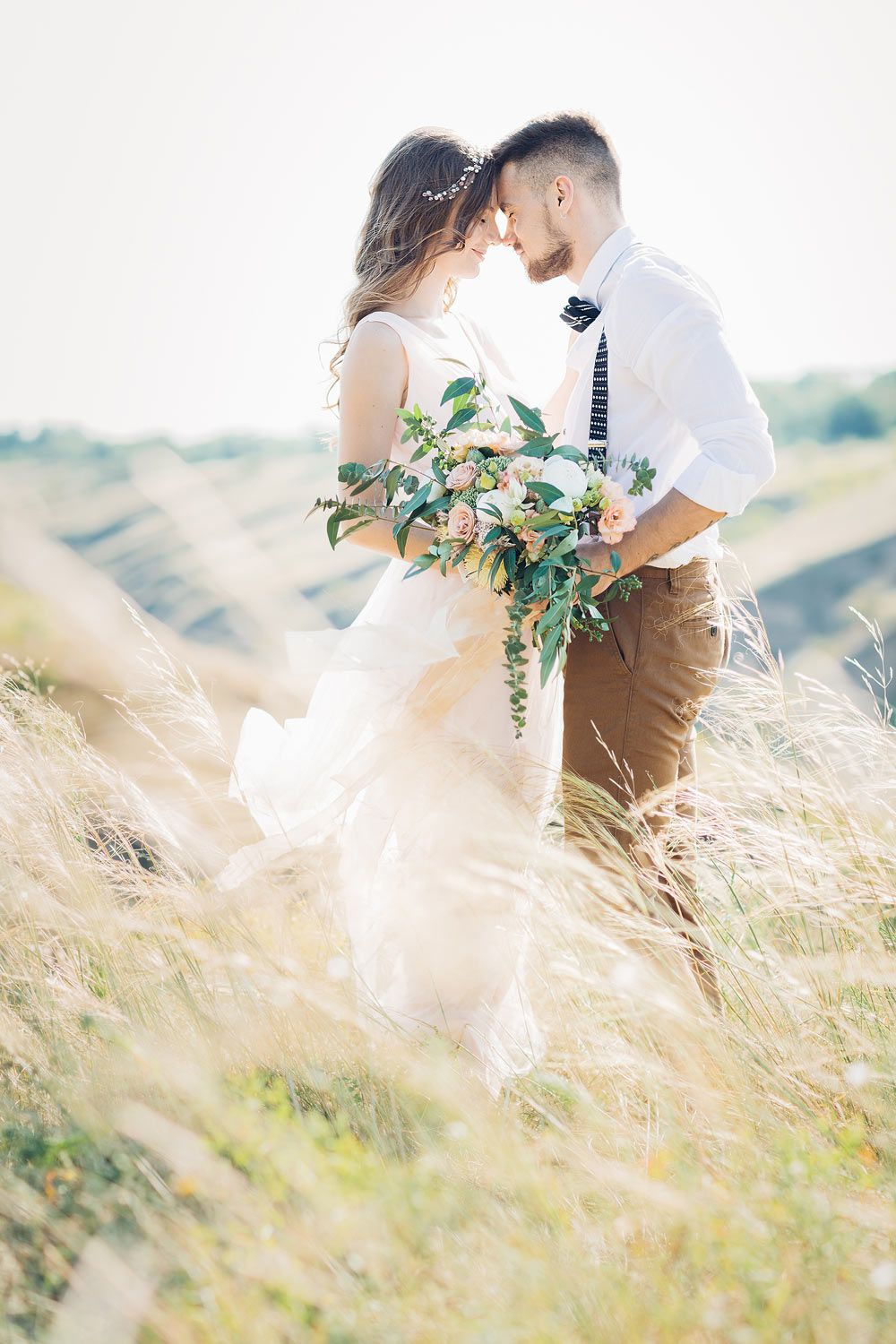 Are you planning an outdoor wedding? You'll find tips for