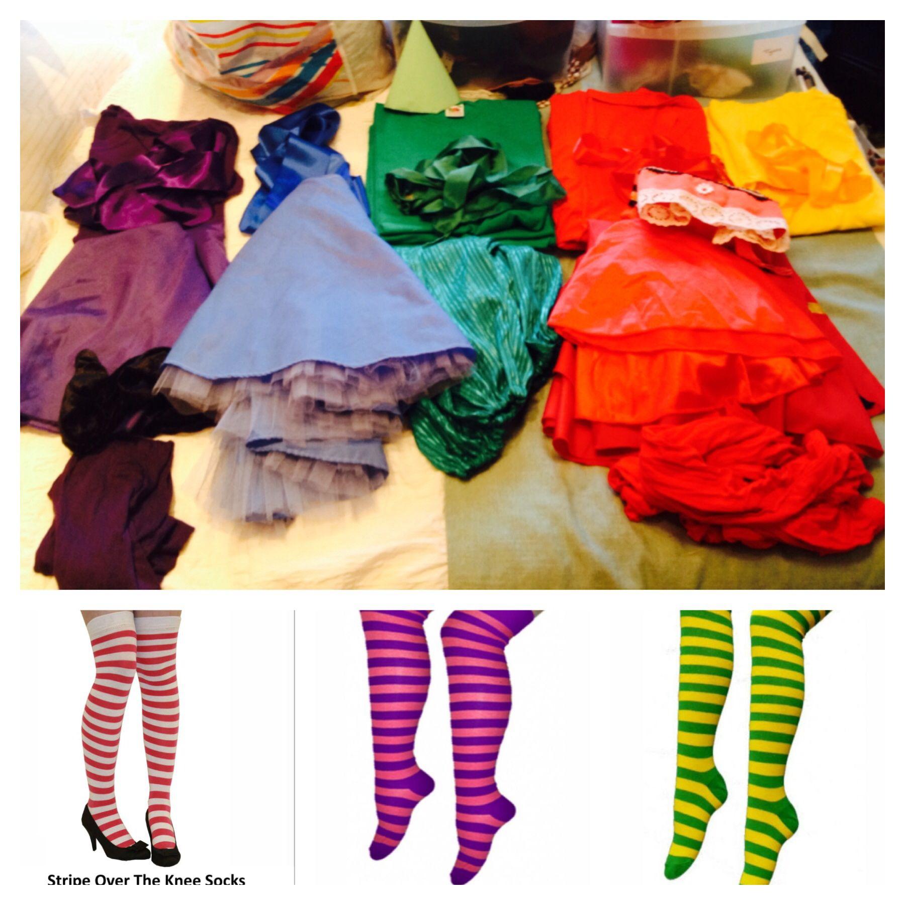 Kids Munchkin Girl Costume | Costumes, Munchkin costume and Top ...