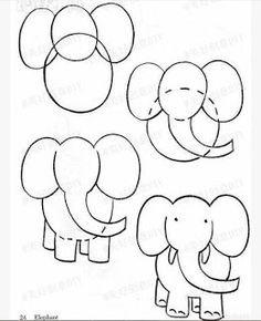 La Tienda De La Tia Tota Como Dibujar Animalitos Para Los Mas