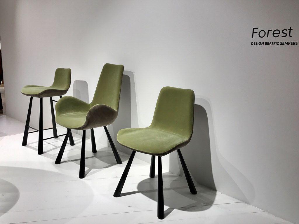Tavolo Midj ~ Forest chair design beatriz sempere for midj midj