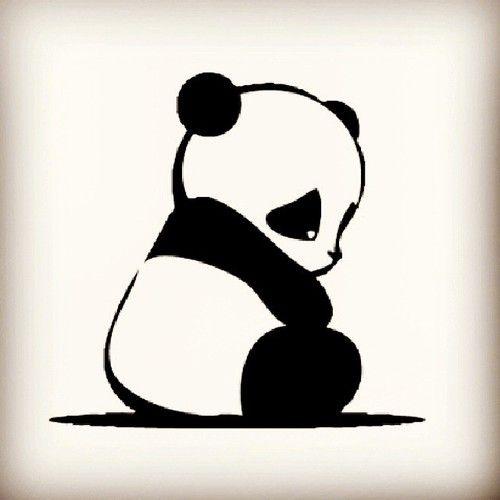 Pin De Beth Rivera En Pandas 3 Pandas Dibujo Osos Pandas Dibujo