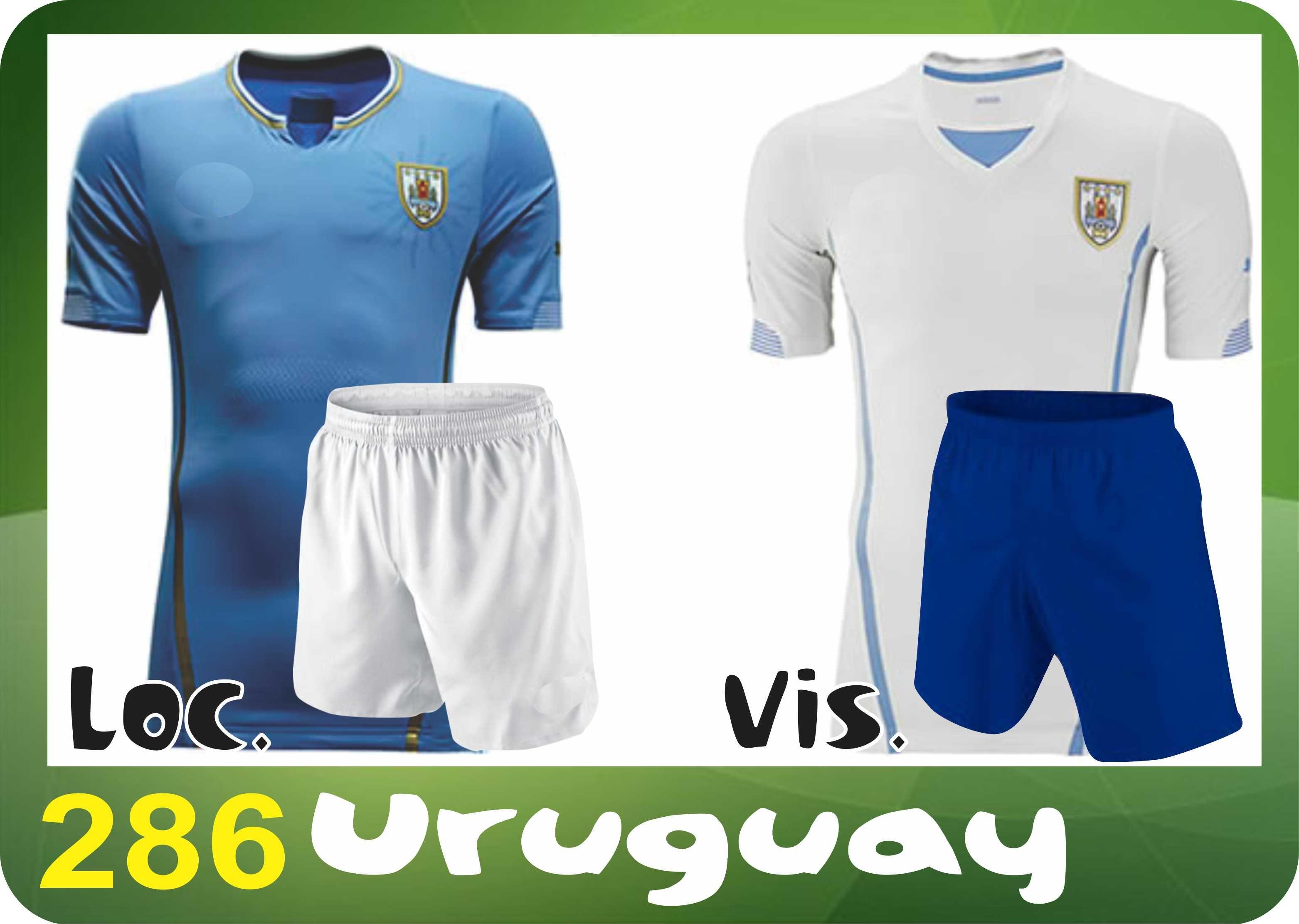UNIFORME SOCCER DRI FIT. Mod. 286 URUGUAY. Encuentra este Pin y muchos más  en Uniformes Futbol ... 13b6175ce0d