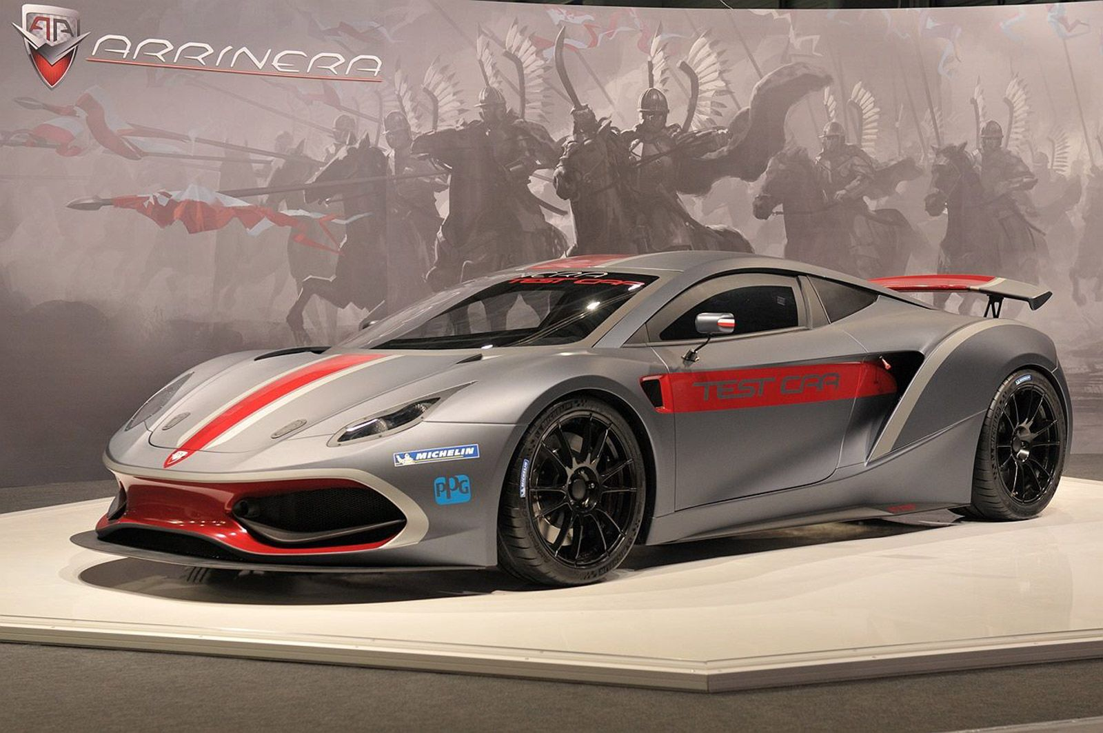 Polish Supercar Manufacturer Arrinera Promises Launch Of Hussarya By Late 2016 Super Cars Dream Car Garage Classy Cars
