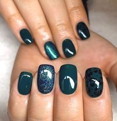 amazing gel nails designs for winter to copy in 2020