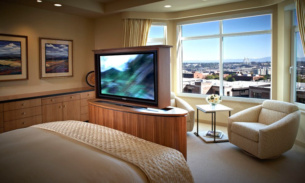 Great-Tv-Lift-Cabinet-decorating-ideas-for-Bedroom-Modern ...