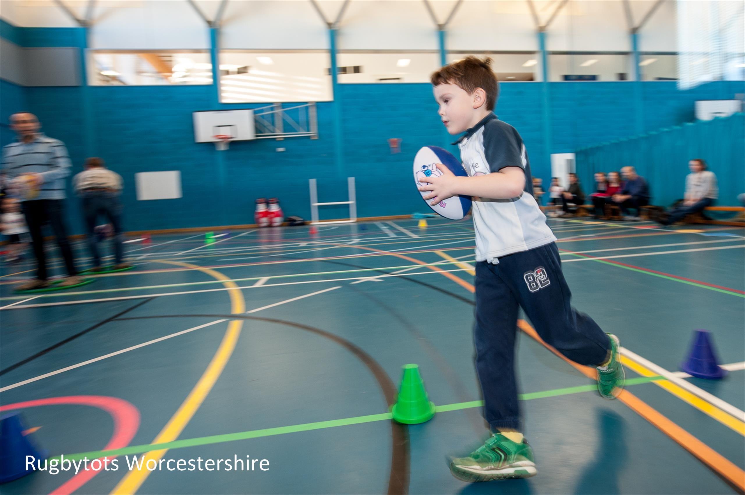 Pin på Rugbytots Action