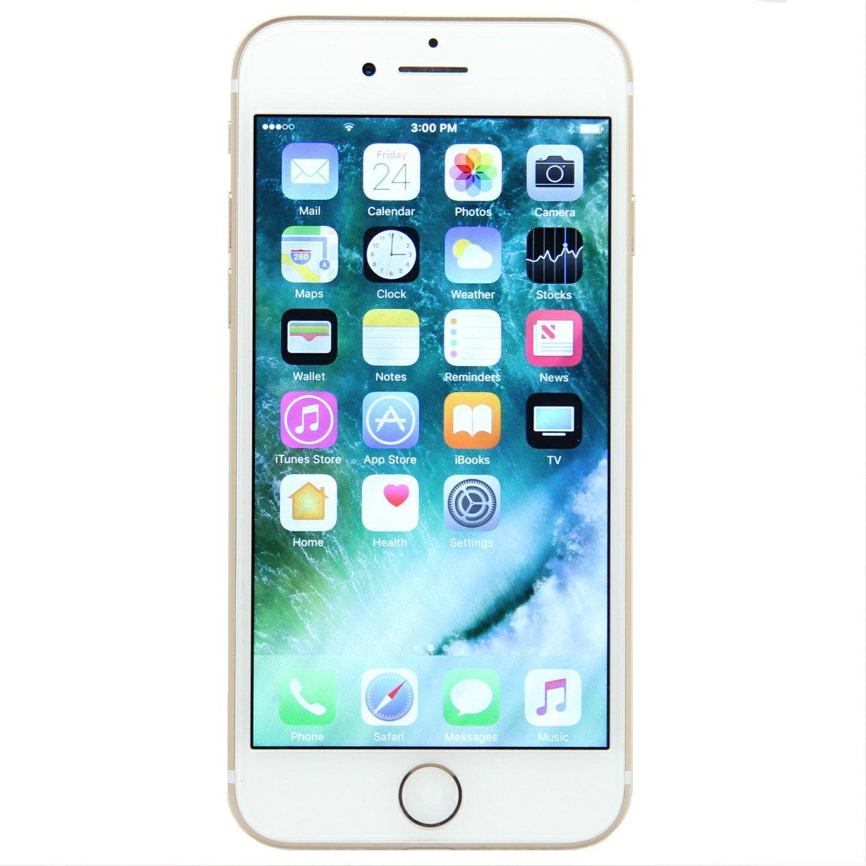 Apple Iphone 7 Factory Unlocked Cdma Gsm Smartphone 128gb Gold