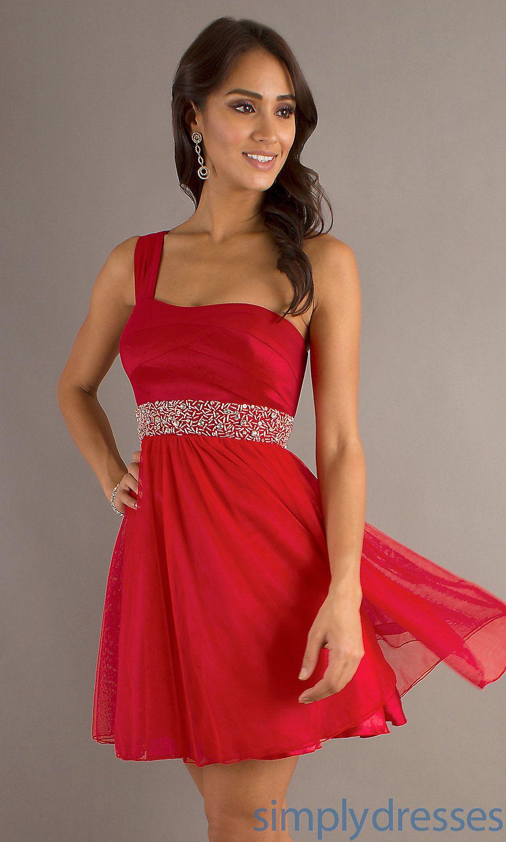 9242e8145aca5 Cute Red Dresses For Juniors