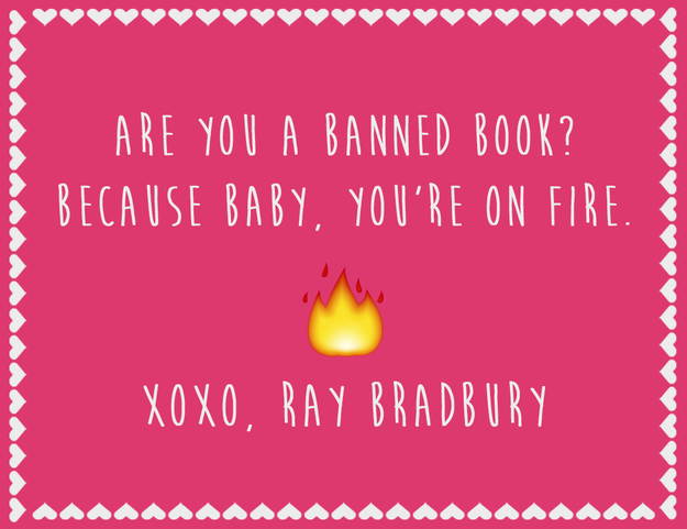 16 Hilarious Literary Valentines Day Cards – Valentine Cards for Lovers