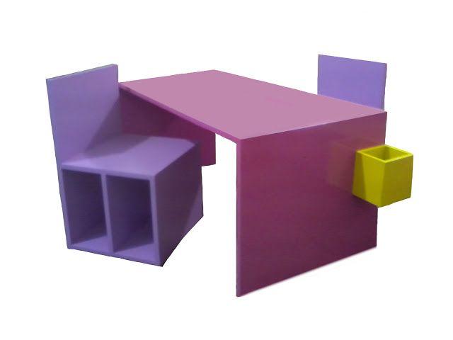 mobiliario infantil escritorios aura benedetto via