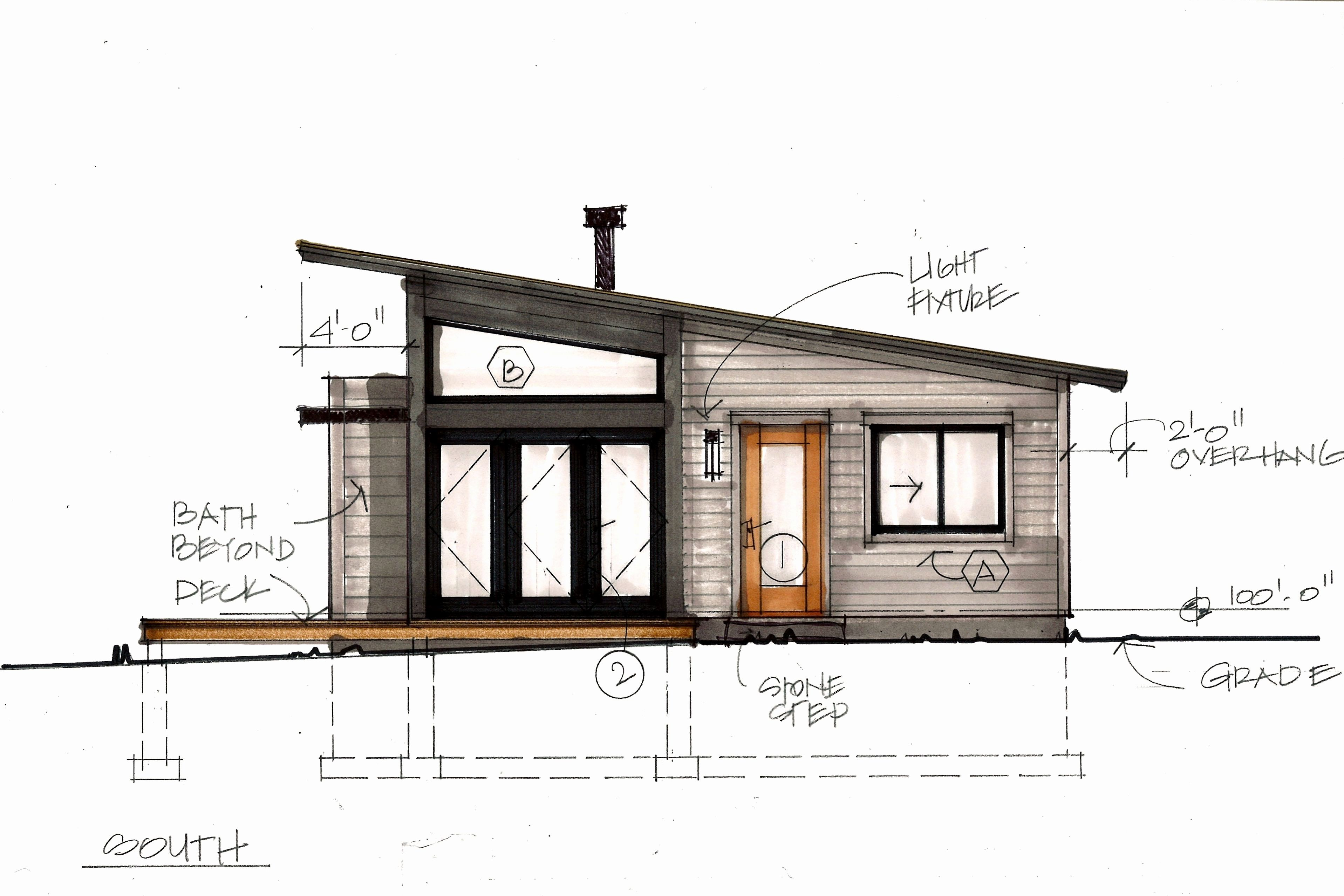 Image Result For Mountain Modern Tiny Home Mountain Home