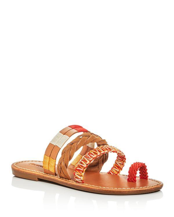 eeff1cee9d8d Soludos Women s Multi Band Slide Sandals