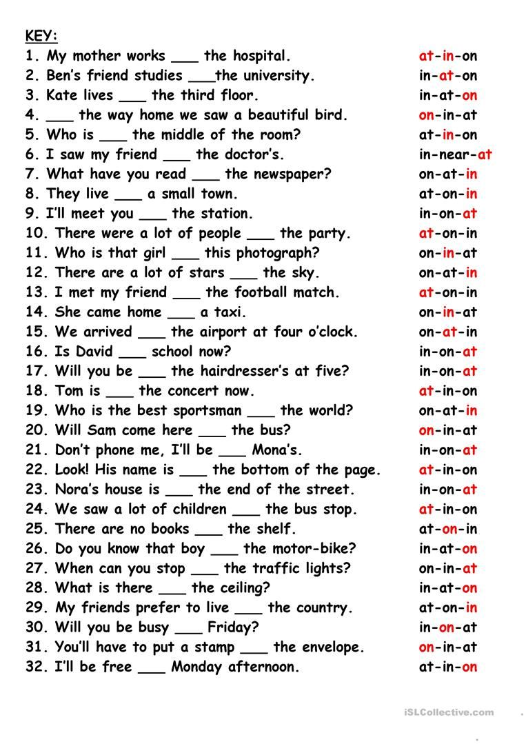 small resolution of Revision:Prepositions worksheet - Free ESL printable worksheets made by  teachers   Preposition worksheets