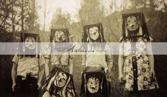 20 Vintage Halloween Costume Ideas Con Imagenes Halloween De