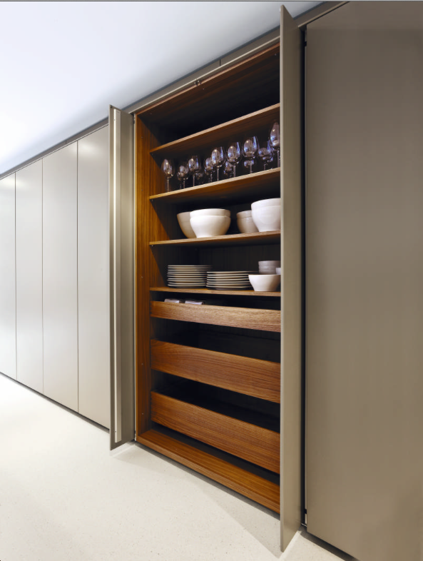 Baulthaup kitchen cabinetry pinterest cocinas - Mueble almacenaje cocina ...