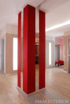 колонны в квартире фото | Дизайн | дизайн | Pinterest