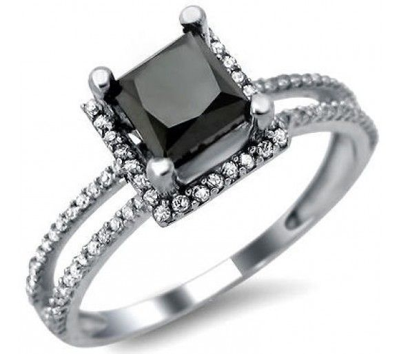 This ring is g o r g e o u s (Black diamonds symbolize