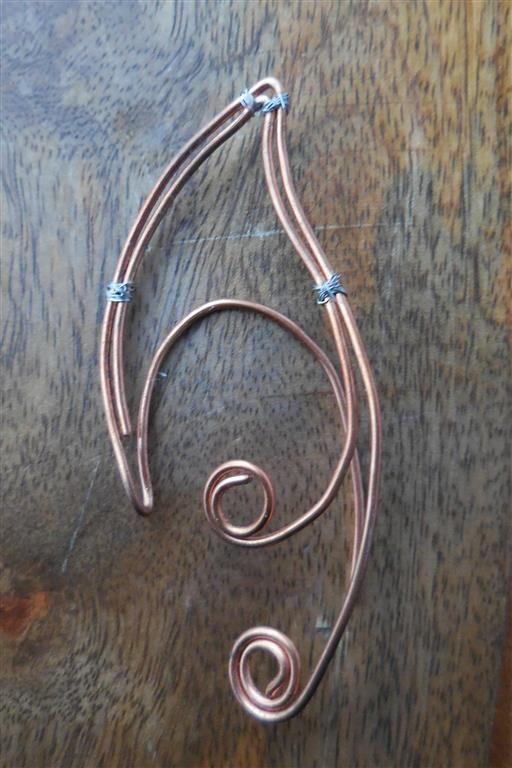 Wire Elf Ears Google Search Elf Ears Pinterest Elf Ears Ear