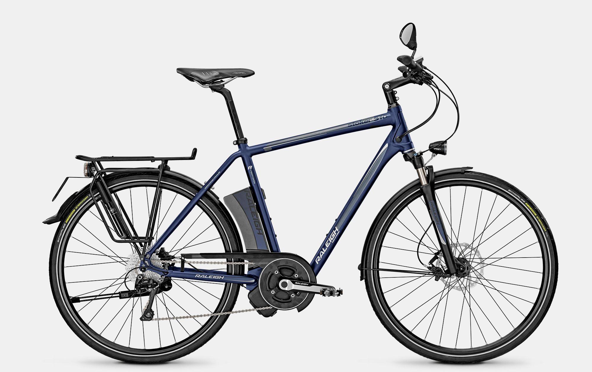 Raleigh Bikes Stoker Impulse S10 45 E
