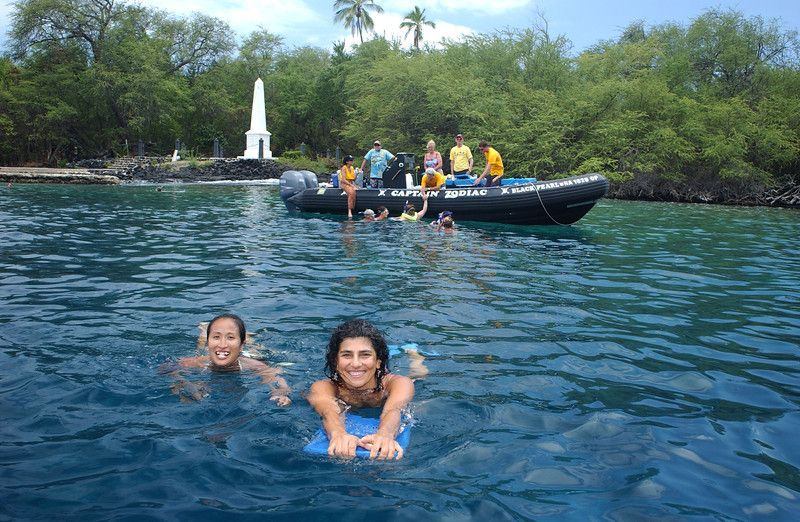 Tips For Snorkeling On The Kona Coast With Captain Zodiac Cruise - 10 cool islands to visit on your hawaiian cruise