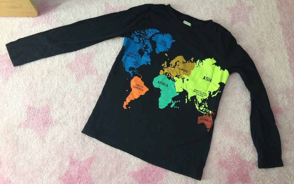 Boys crewcuts explore without footprints world map long sleeved boys crewcuts explore without footprints world map long sleeved jersey navy blue ebay gumiabroncs Gallery