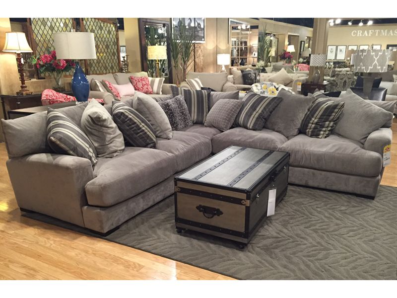Gray Carlin Couch From Freedu0027s Furniture