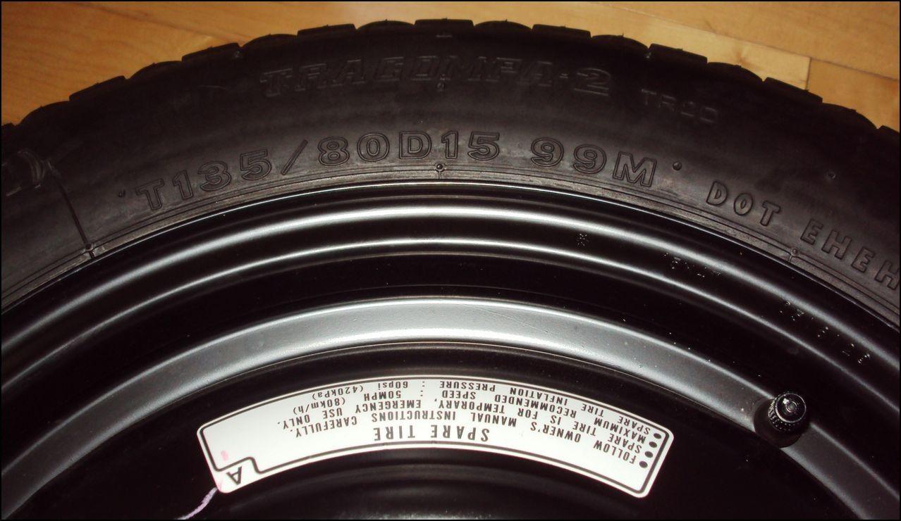 Honda Fit Tire Size