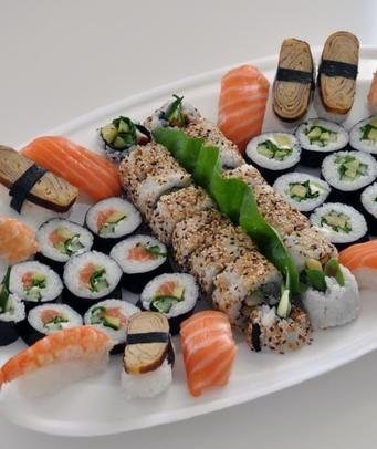 Sushi przepisy - Targ Smaku