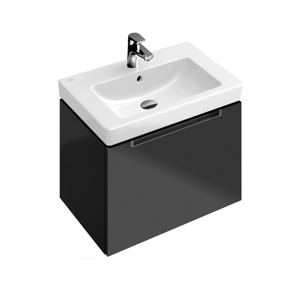 Villeroy And Boch Vanity villeroy & boch subway 2.0 vanity unit 650mm a68800. at 650mm wide