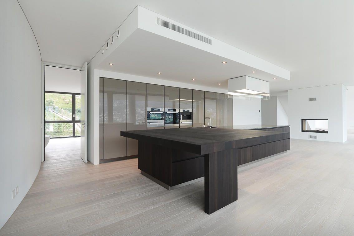 Cucine varenna per residenza westside a lugano cucine moderne di design cucine mendrisio - Cucine di design ...