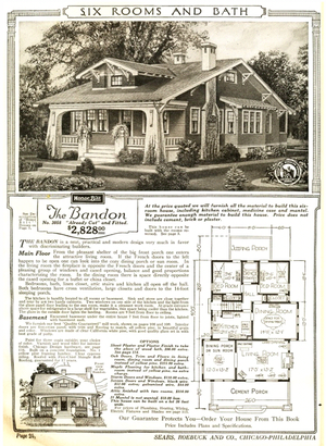 Rosemary Thornton, one of the most notable authorities on Sears kit homes has written a short article on getting started finding out if your home was one of the many .