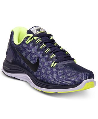 33216533e1458 Nike Women s LunarGlide 5 Shield Running Sneakers from Finish Line ...
