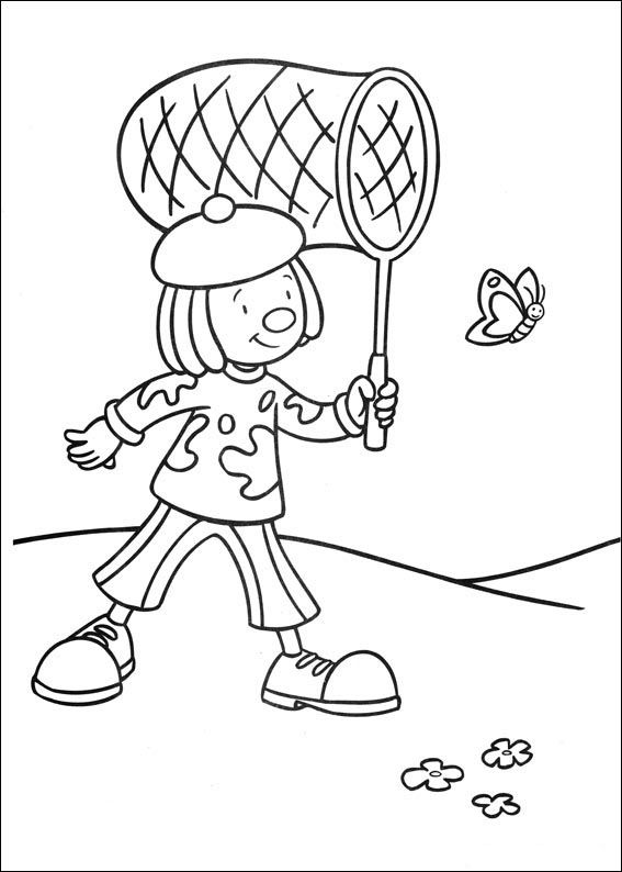 Dibujos para Colorear Jo Jo\'s Circus 31 | Dibujos para colorear para ...