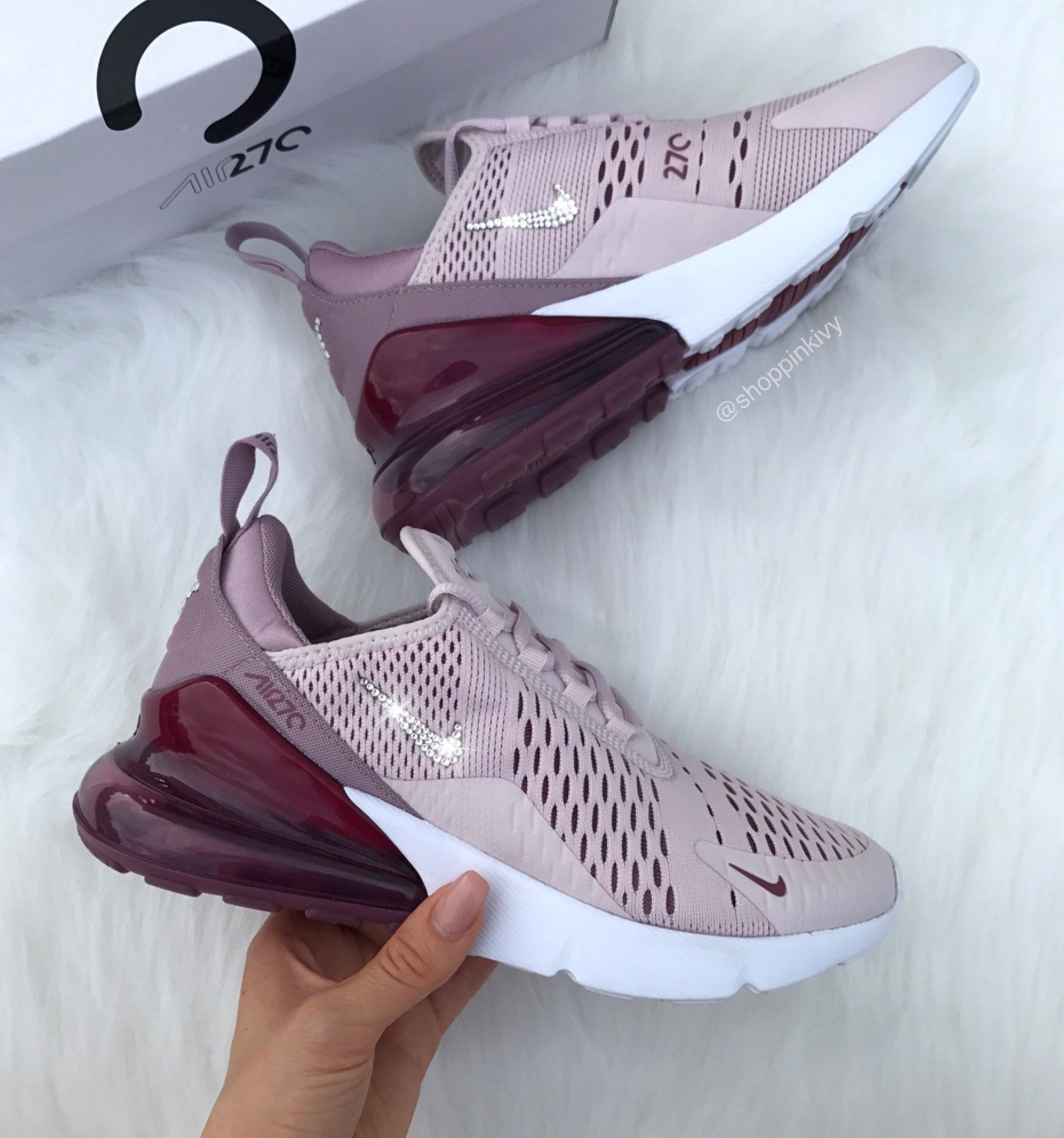 Air Max 270 Pink | Shoe boots, Shoes, Outfit shoes