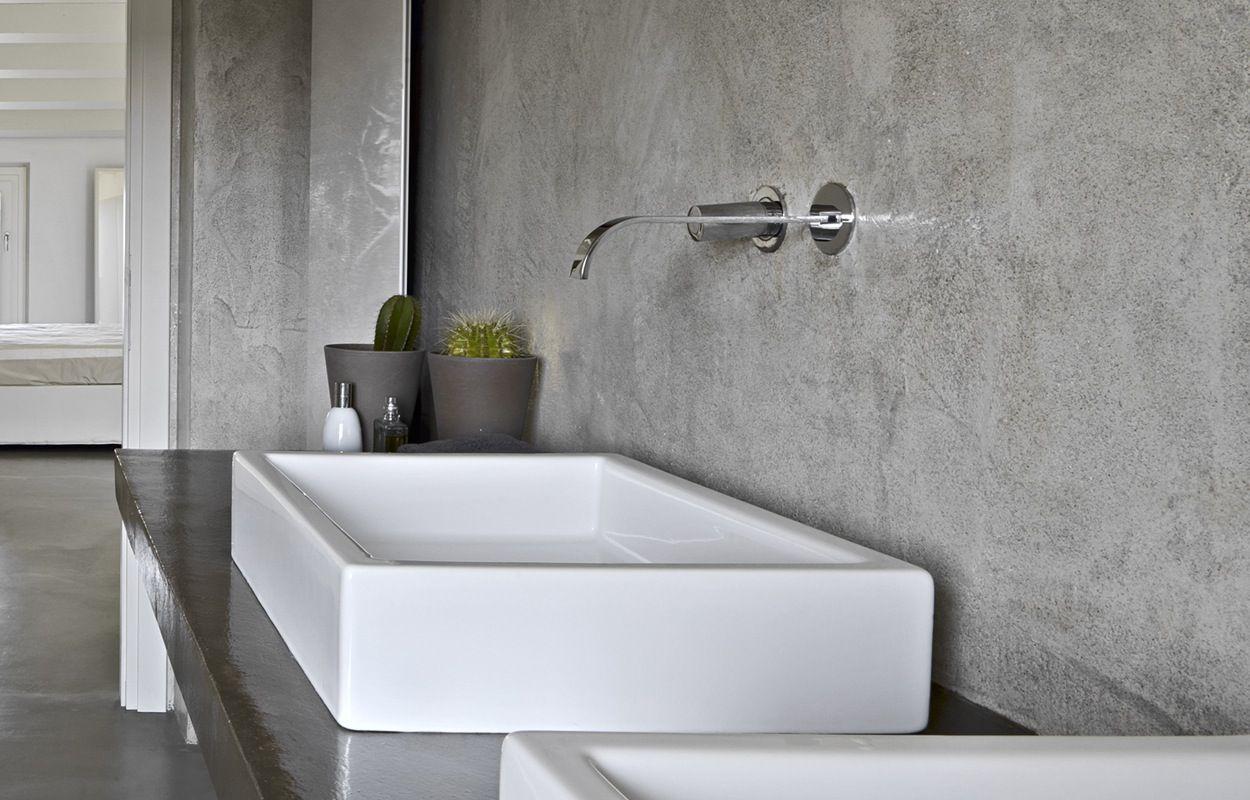 betonlook in de badkamer materialen hun eigenschappen new