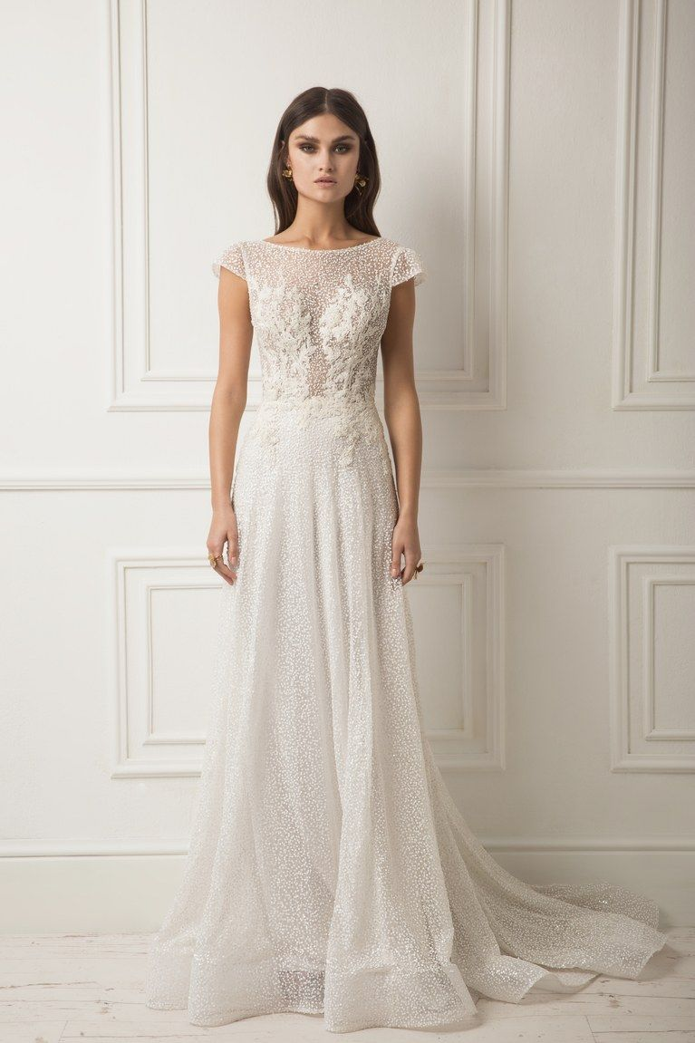 Dreams by lihi hod bridal spring in dress inspiration